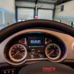 daf steering wheel