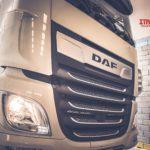 daf truck front