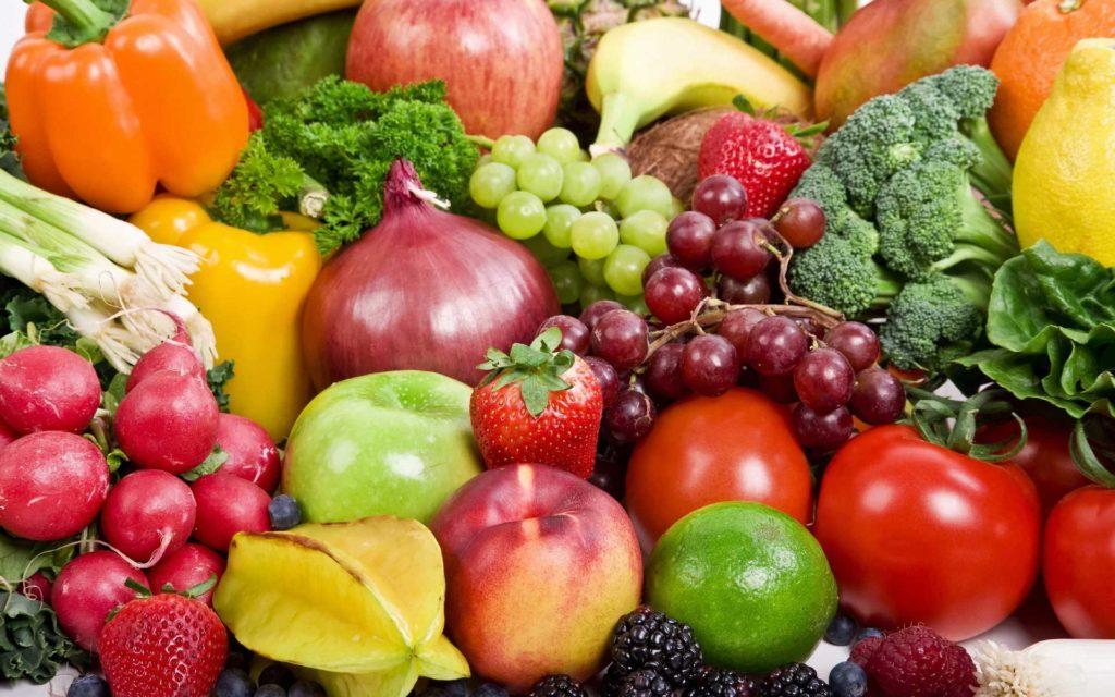 υγιεινά τρόφιμα φρούτα