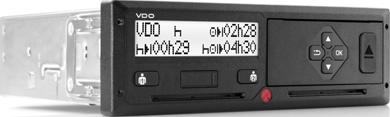 ταχογράφοι vdo dtco 2.2