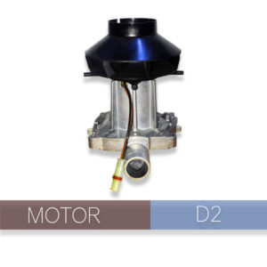 μοτερ D2 24V