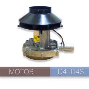 μοτερ D4 D4S Eberspacher