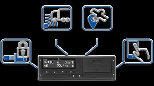 tachograph dtco4 smart