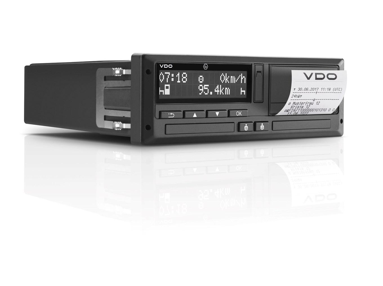 ψηφιακός ταχογράφος vdo dtco 3.0
